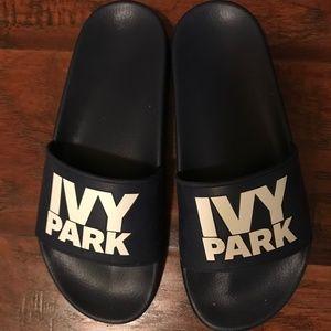 Ivy Park slide sandals